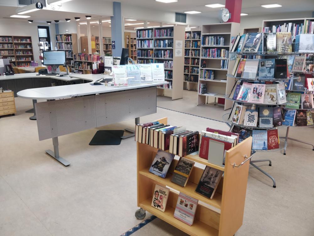Rääkkylä library