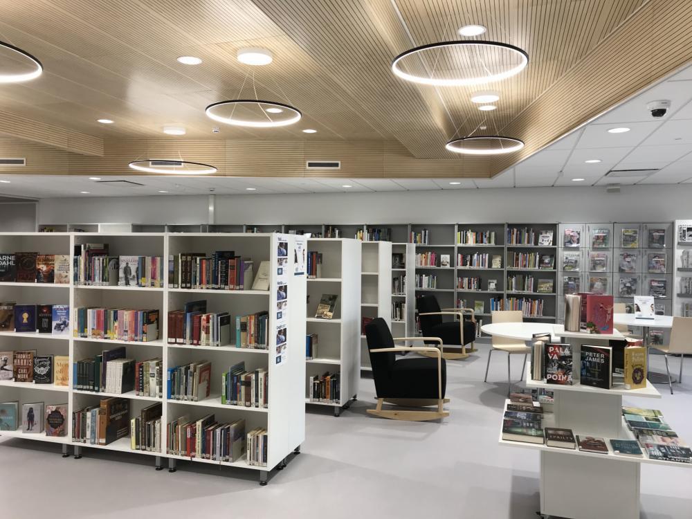 Koivuhaka library