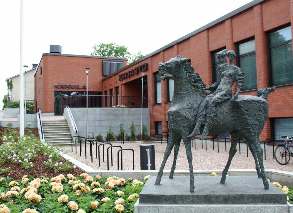 Hämeenlinna Main Library