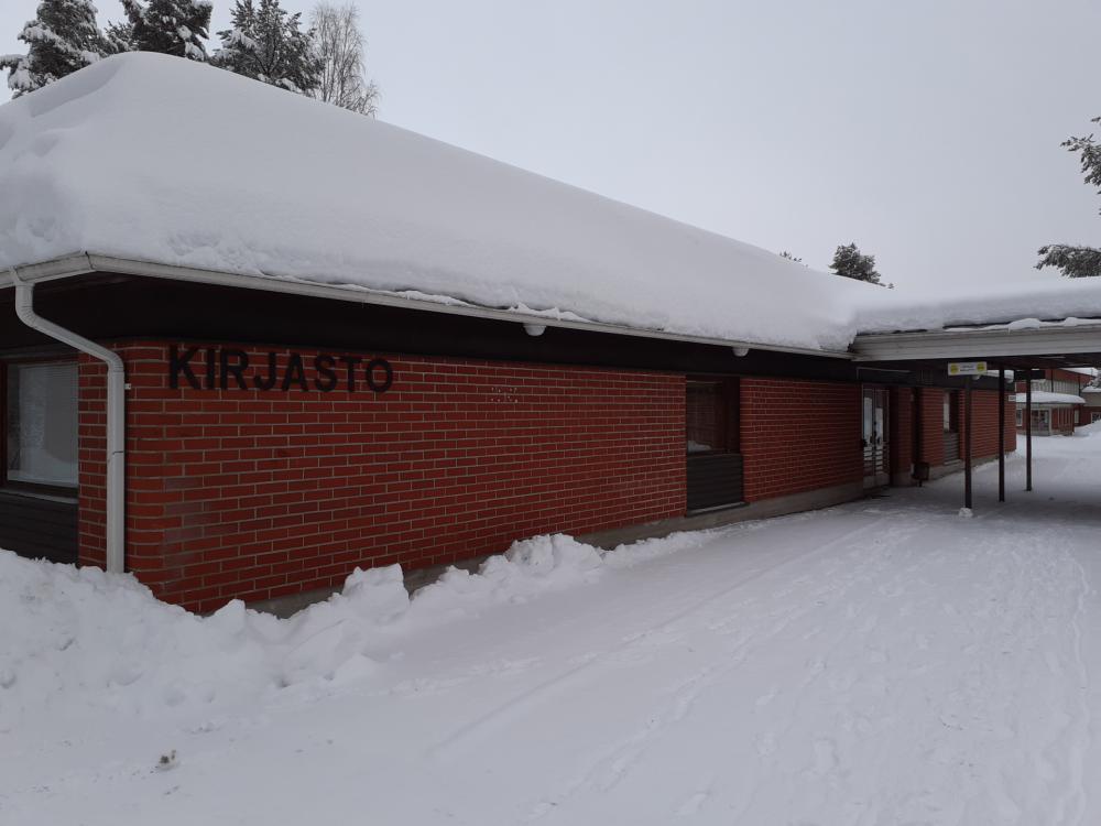 Muurolan kirjasto