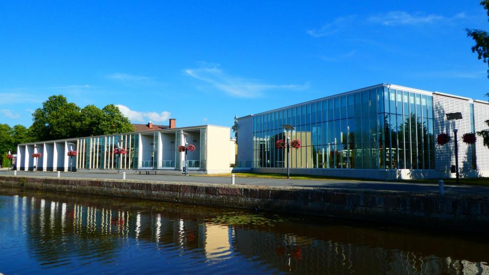 Rauma Main Library