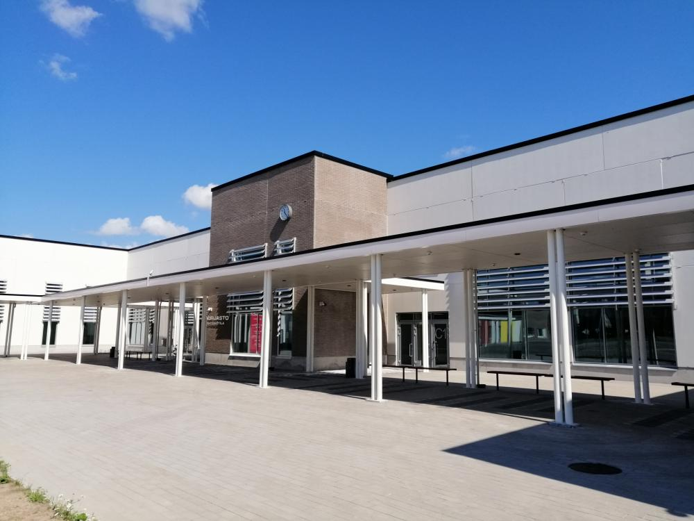 Itätuulen kirjasto