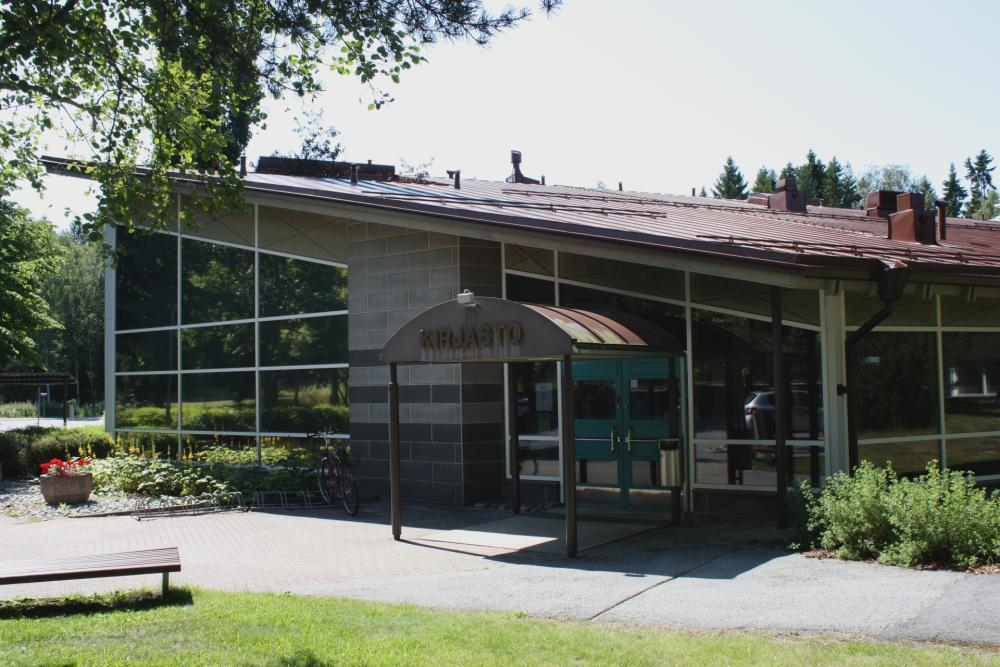 Pihlavan kirjasto
