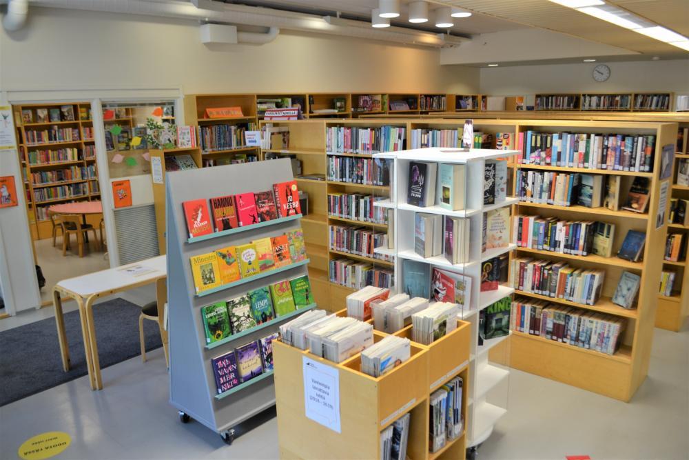 Rantakylän kirjasto