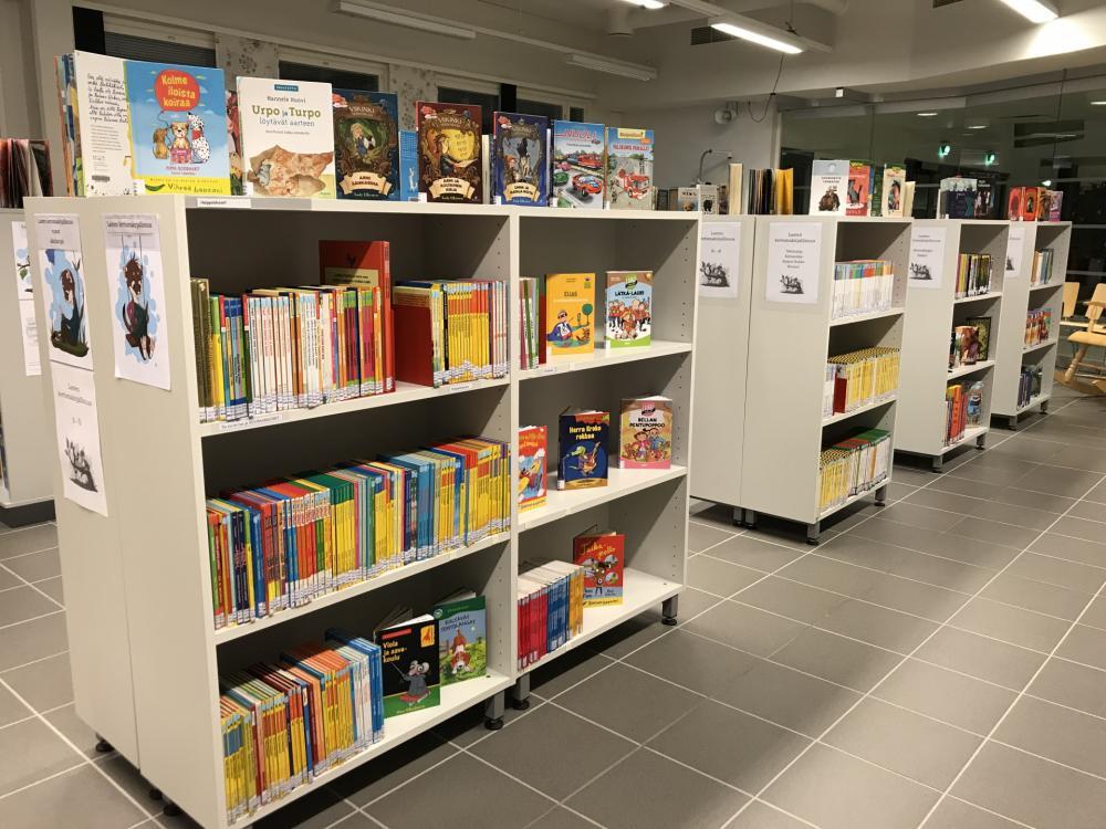 Kempeleen Linnakankaan kirjasto