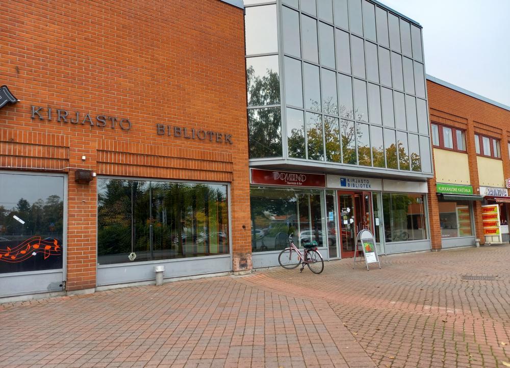 Tapulikaupunki Library