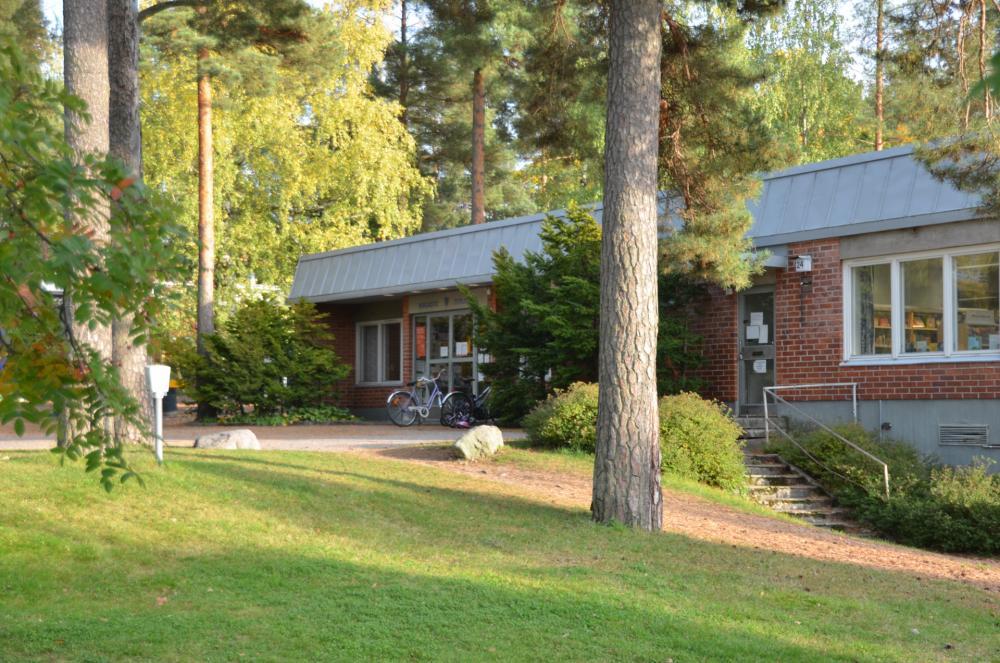 Bredviks bibliotek