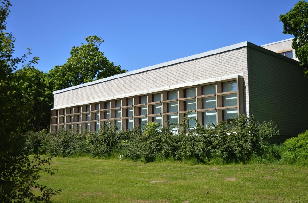 Viherlaakso Library