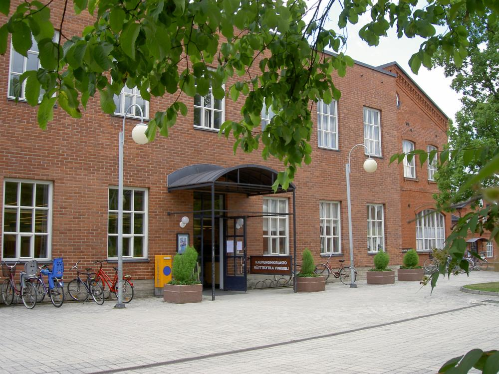 Forssa Library