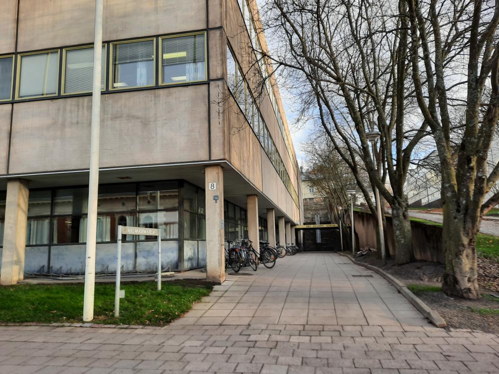 Axelias bibliotek