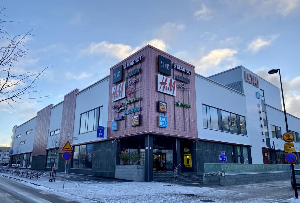 Laurea-kirjasto Lohja
