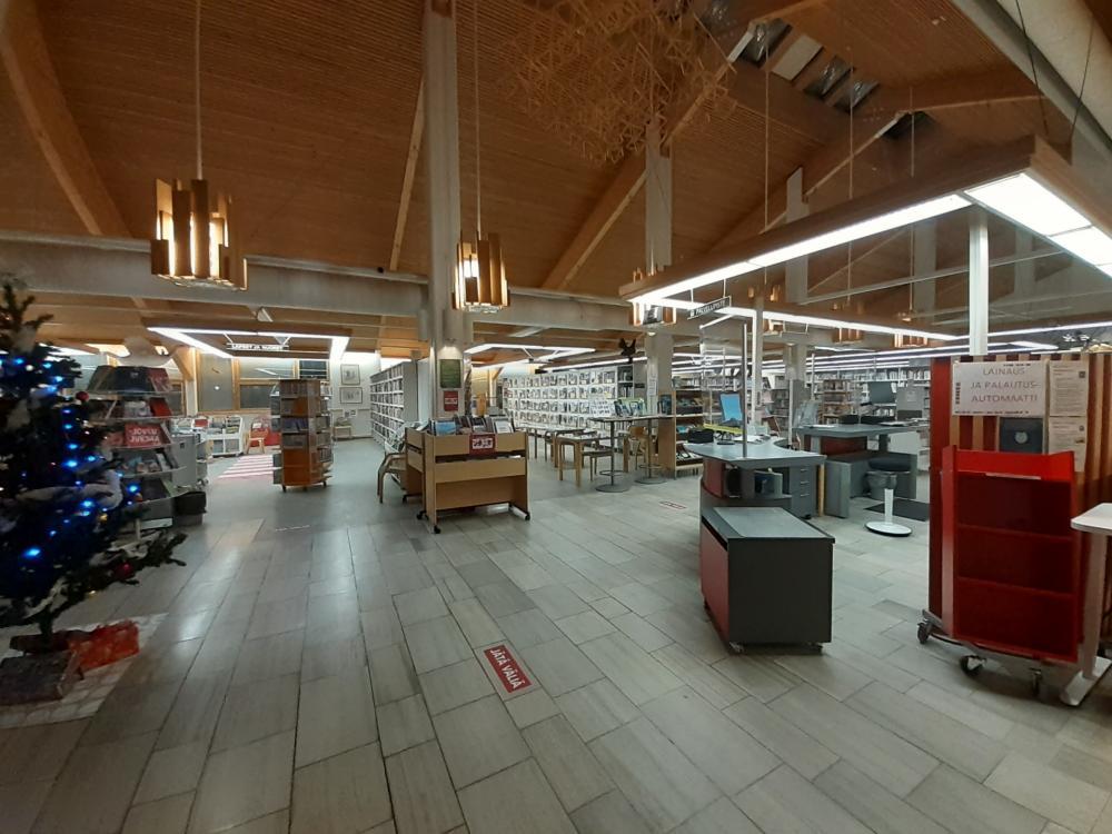 Kemijärvi stadsbiblioteket