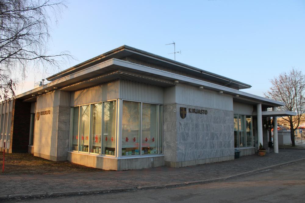 Juvan kunnankirjasto