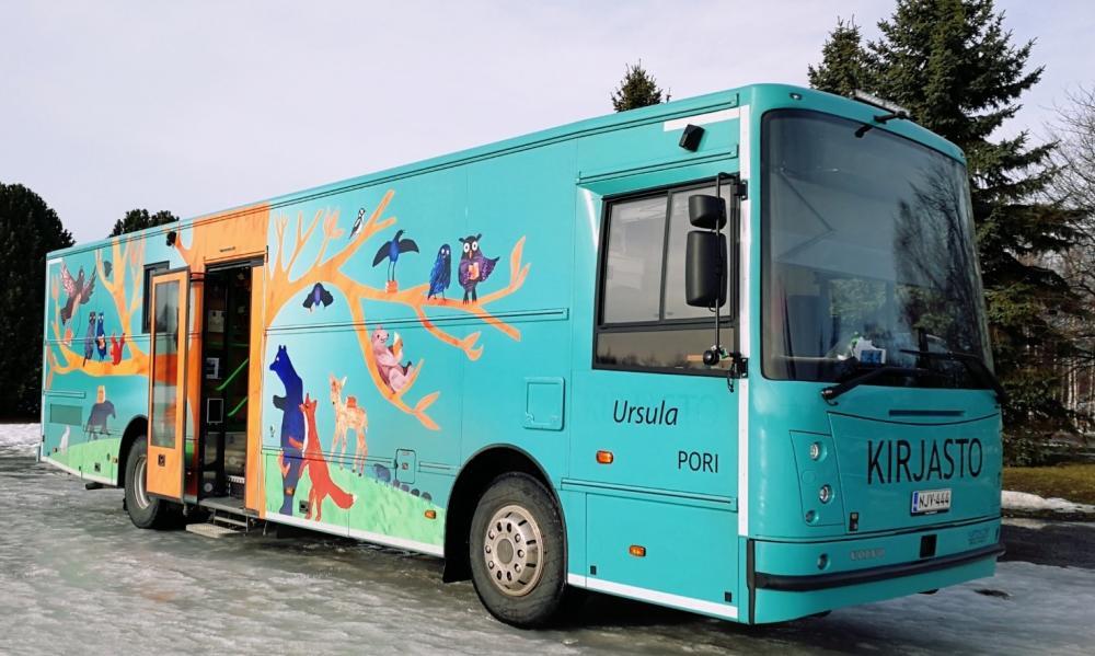Pori Mobile Library Ursula