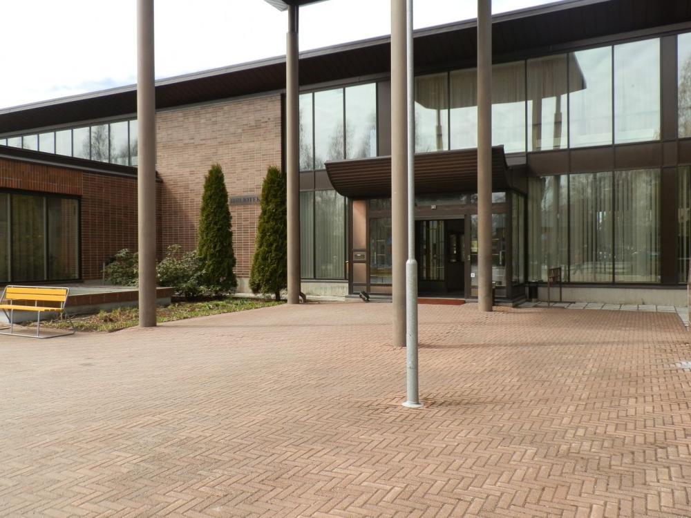 Närpes huvudbibliotek