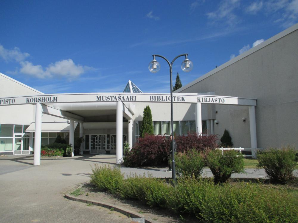 Main library of Korsholm