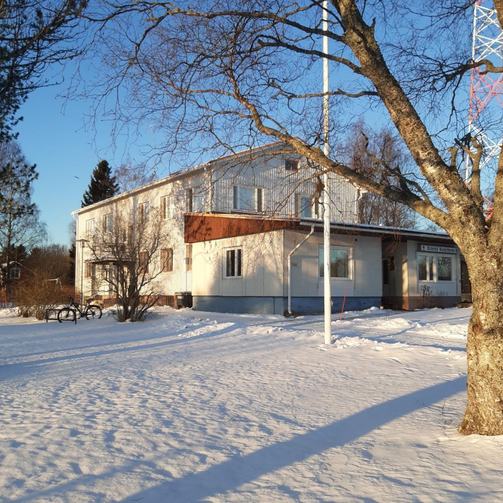 Björköby bibliotek