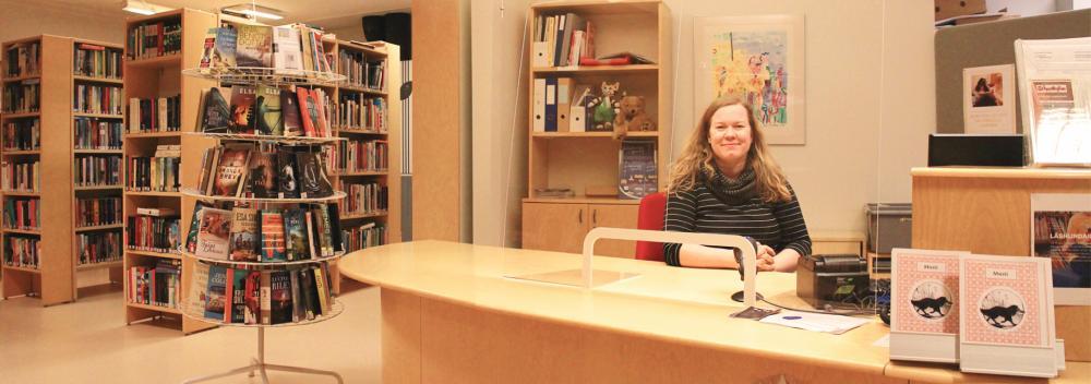 Jeppo bibliotek / Jepuan kirjasto