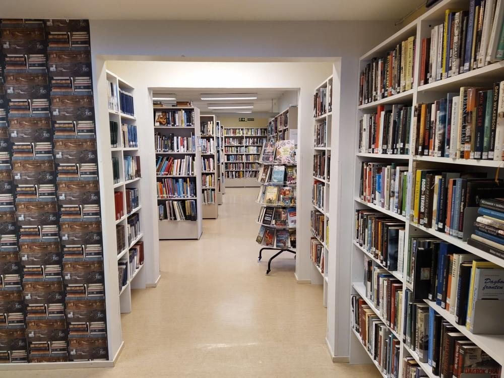 Oravais bibliotek