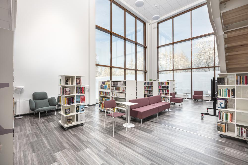 Tohmajärvi Library