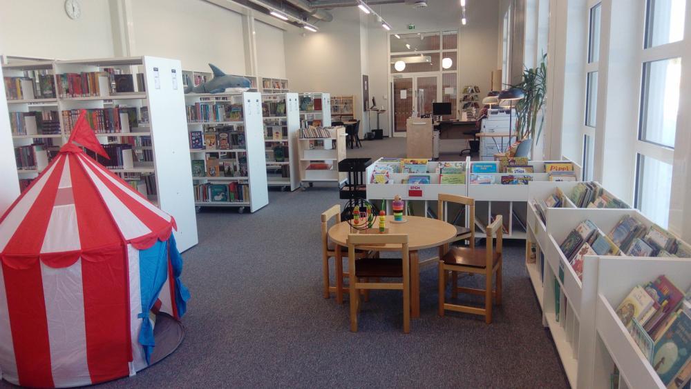 Alavetelin kirjasto