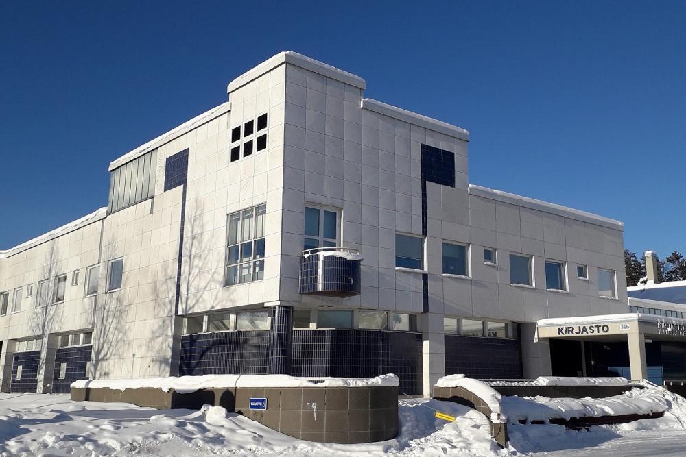 Vaajakoski Library