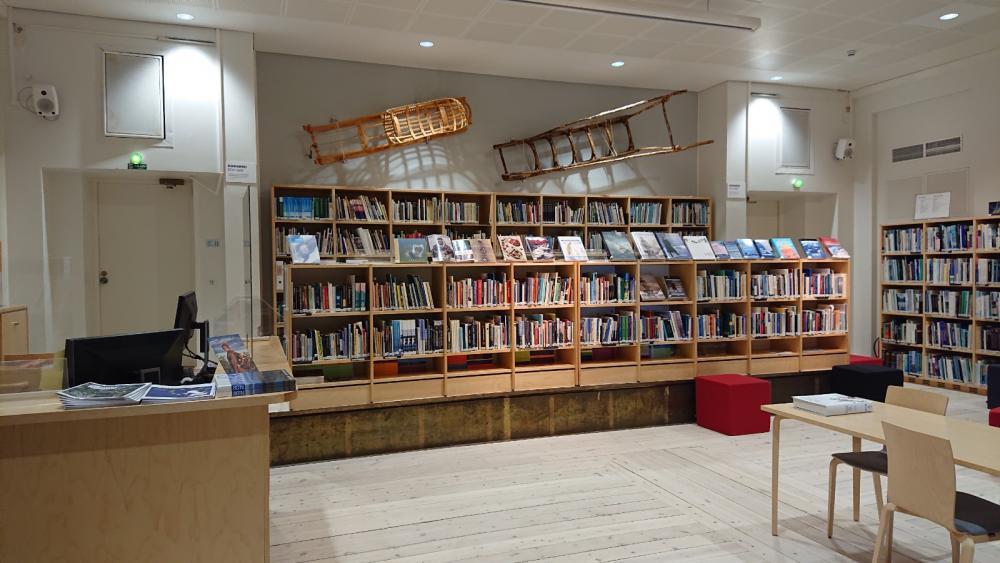 Arktisen keskuksen kirjasto