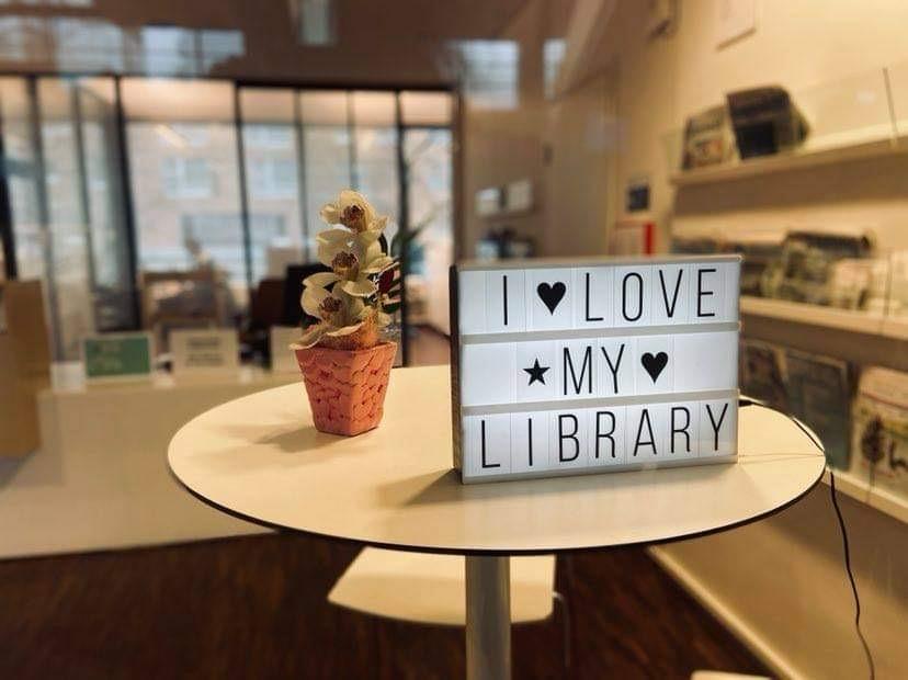 Laurea Library Porvoo