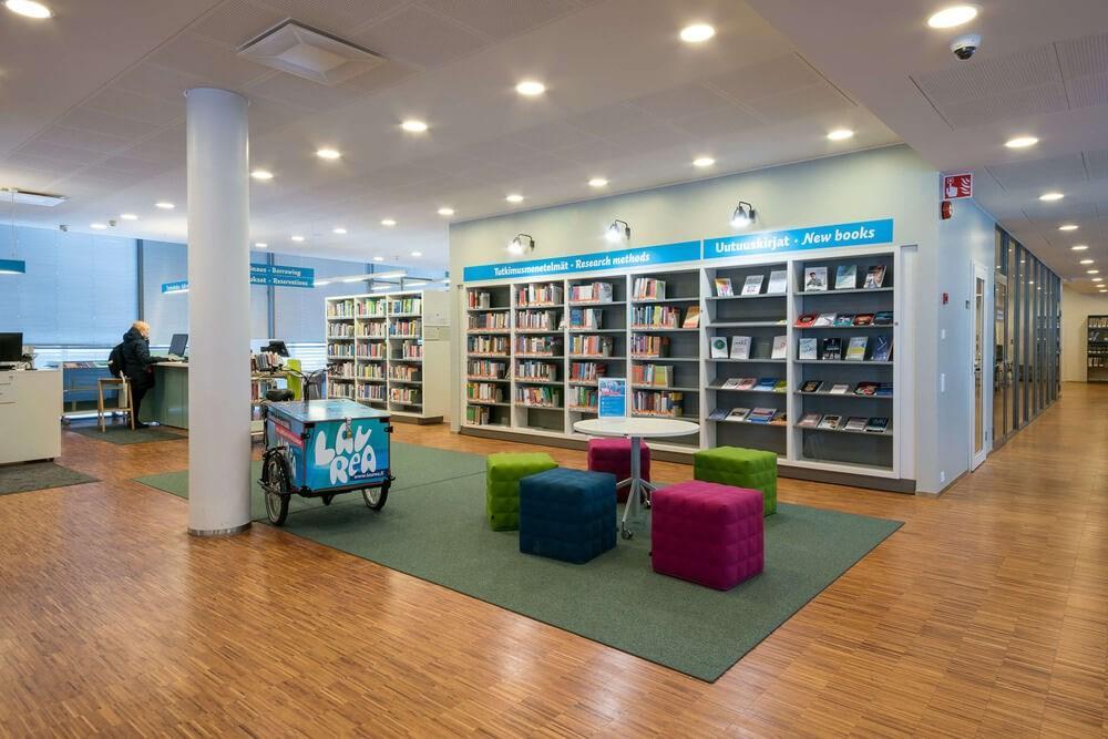 Laurea Library Tikkurila