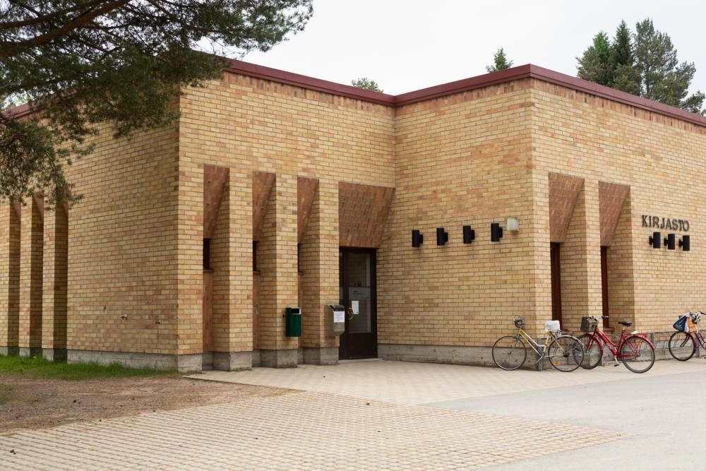 Myllyoja library