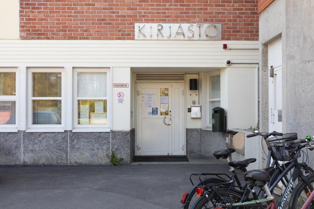 Martinniemen kirjasto
