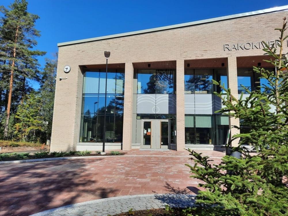 Nastola Library