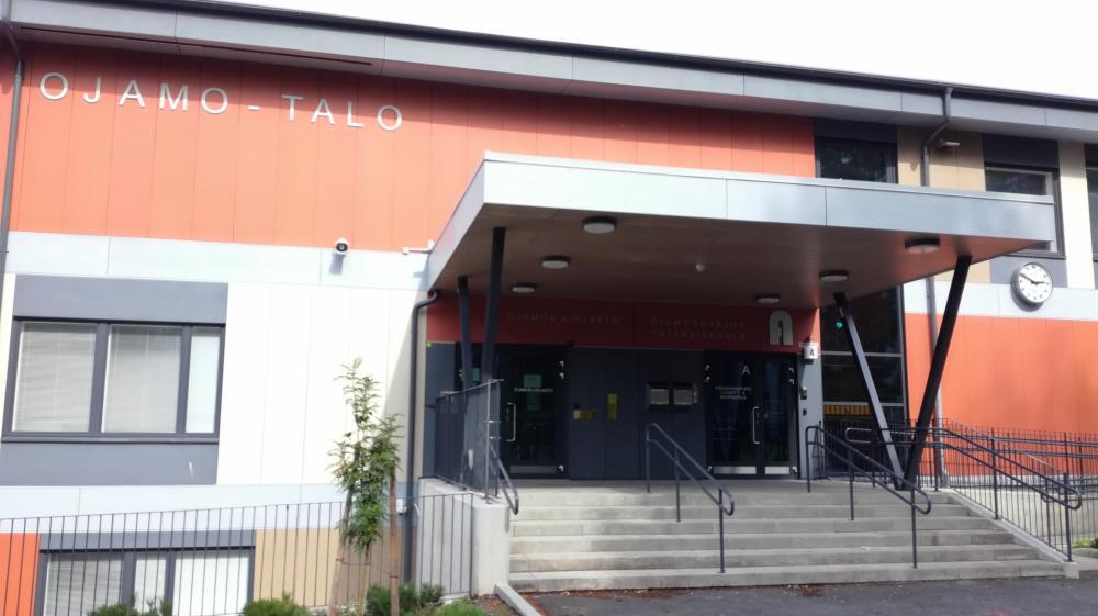 Lohja, Ojamo library