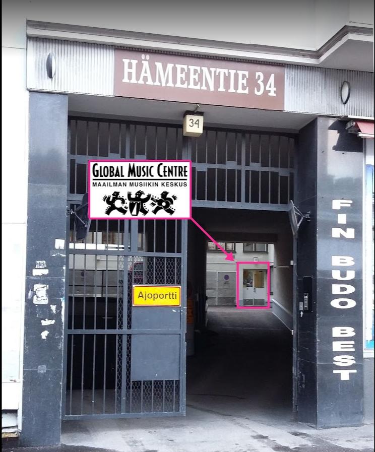 Global Music Centre