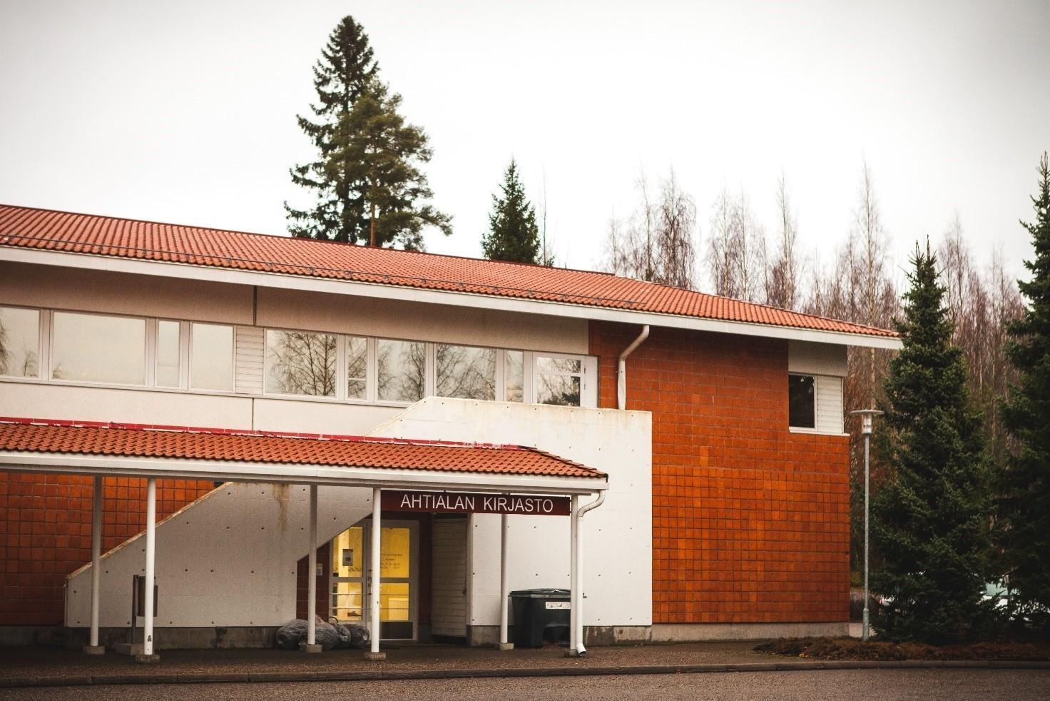 Ahtiala Library