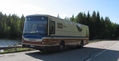 Mobile library Kuhmo