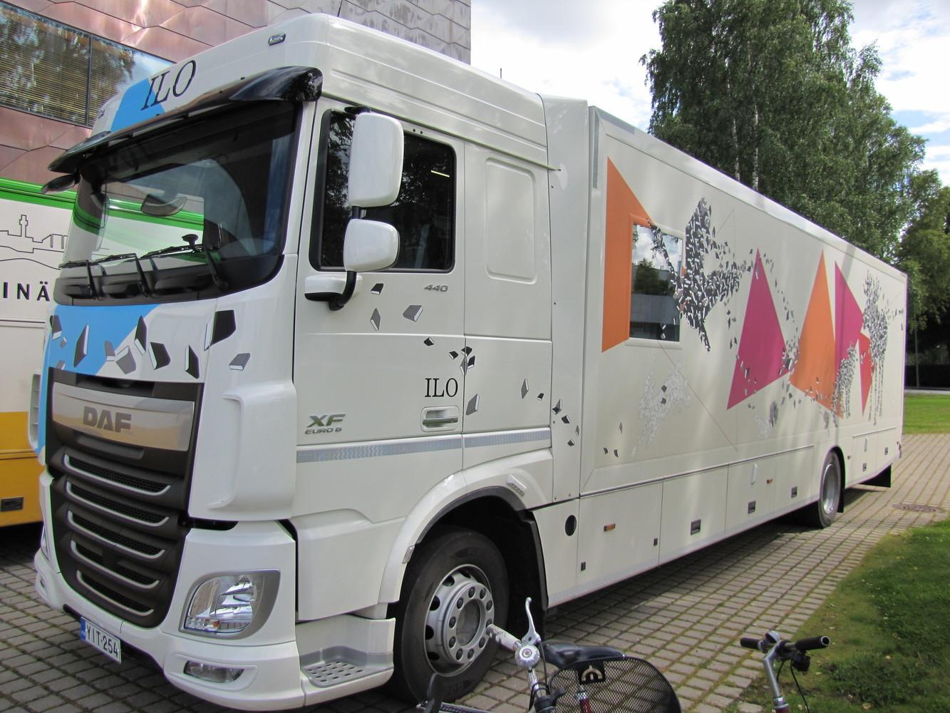 Kirjastoauto Ilo (Seinäjoki)