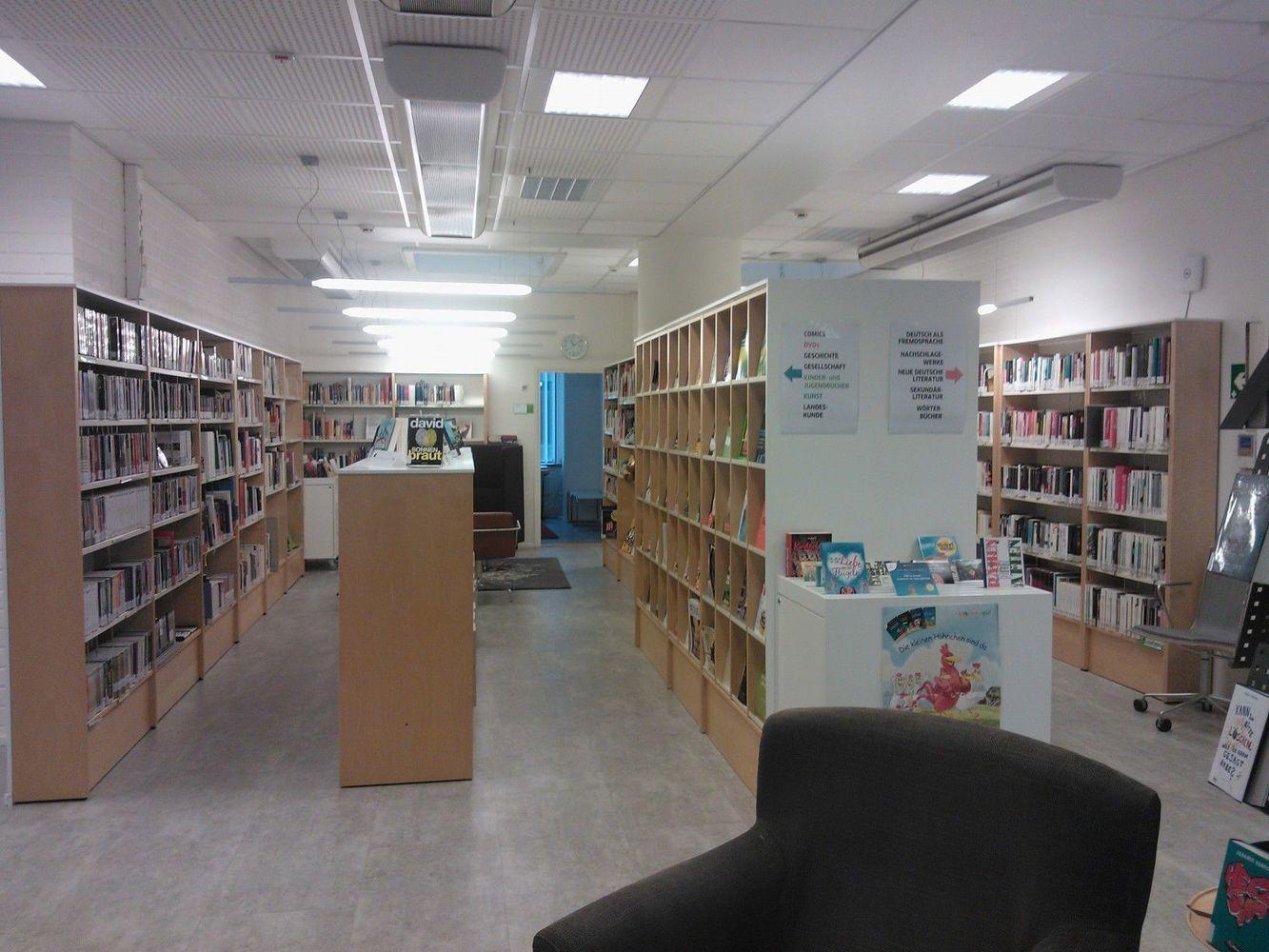 Goethe-Instituutin kirjasto