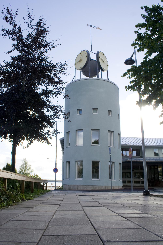 Mariehamn library