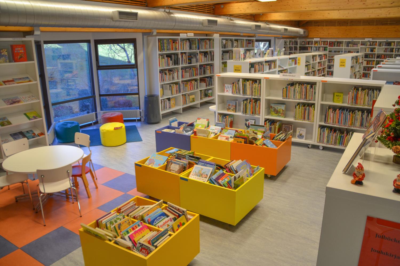 Ekenäs bibliotek - Tammisaaren kirjasto