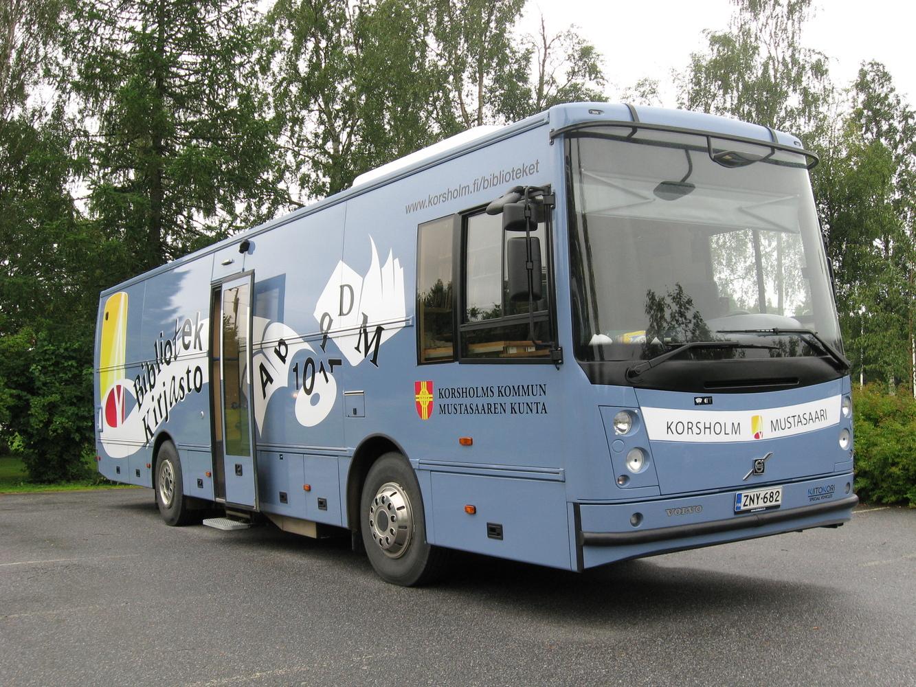 Korsholms bokbuss