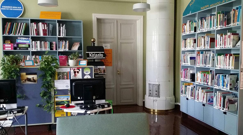 Byströmin kirjasto