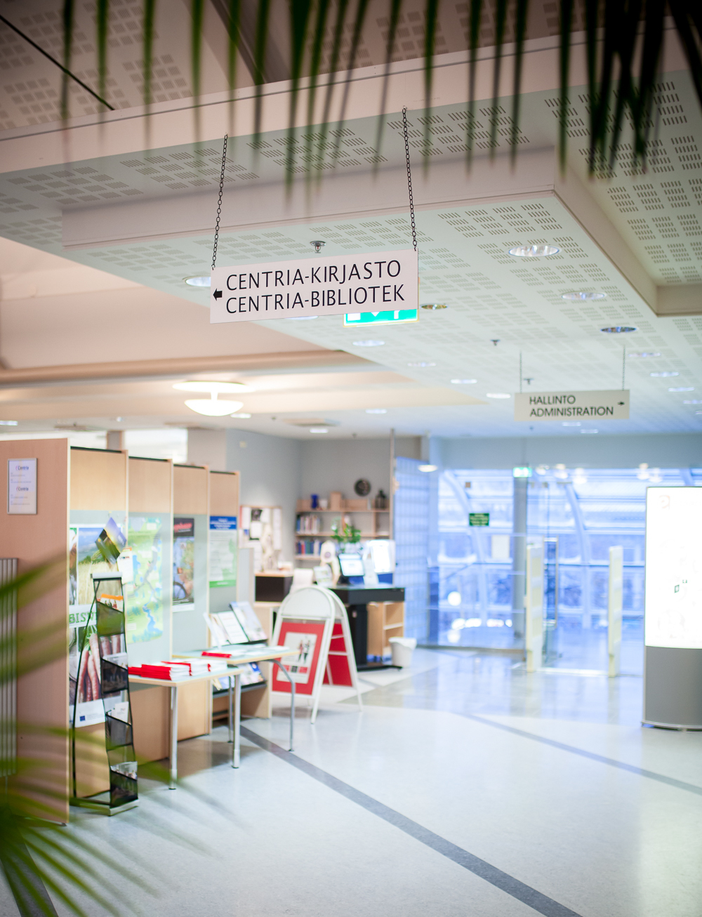 Centria-kirjasto Kokkola