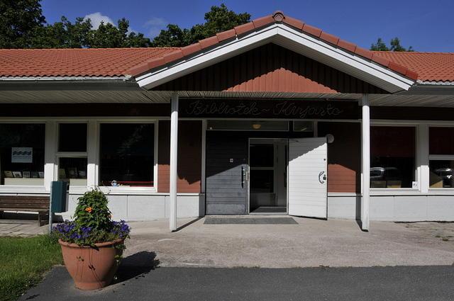 Dalsbruks bibliotek - Taalintehtaan kirjasto