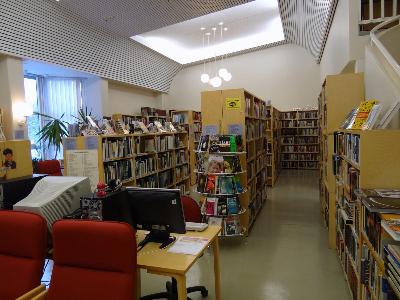 Kannonkosken kunnankirjasto