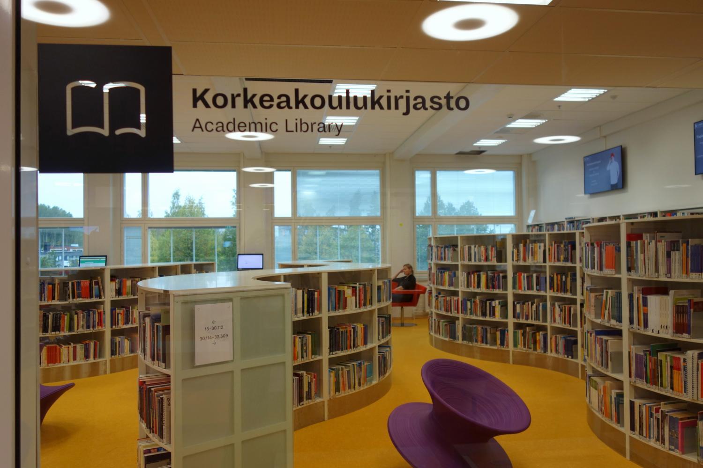 LUT-tiedekirjasto Industria Lahti