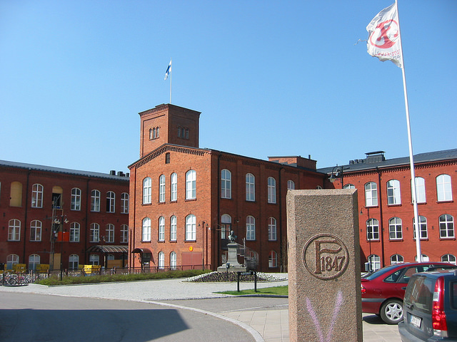 HAMKin kirjasto Forssa