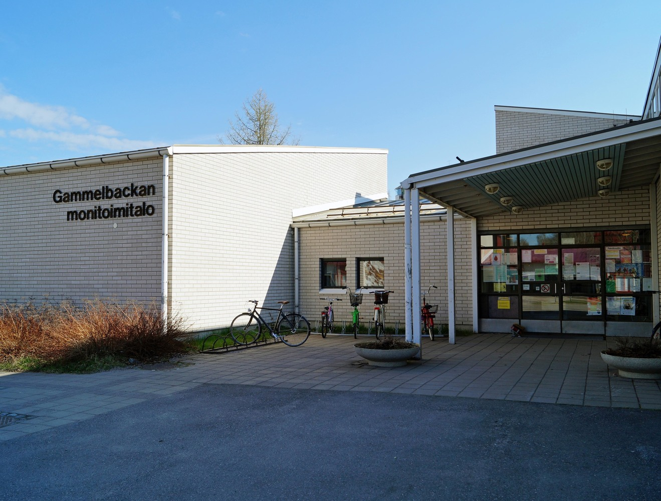 Gammelbacka bibliotek (Borgå)