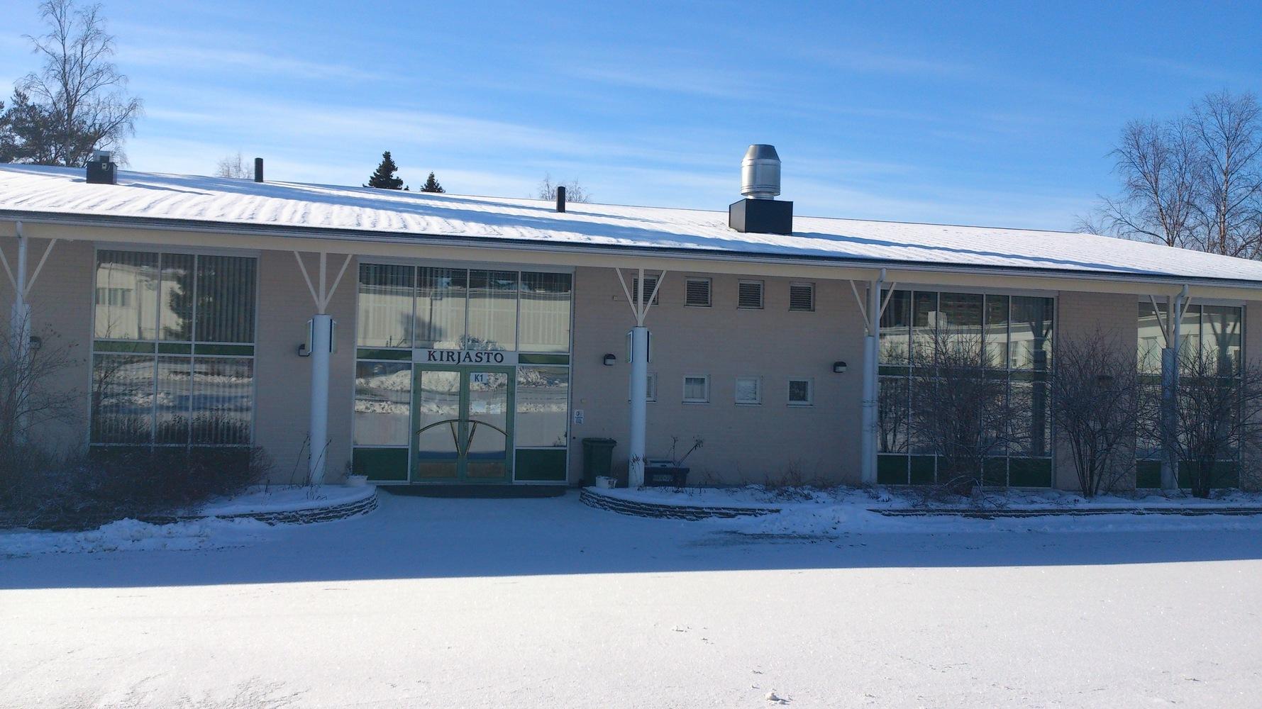 Haapavesi Library