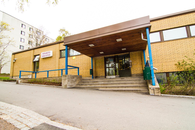 Hakunila Library